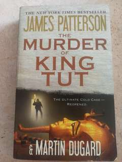 The Murder of King Tut (by James Patterson)
