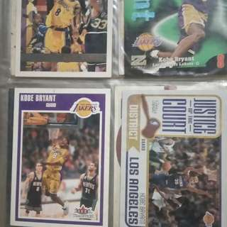 Kobe Bryant NBA Cards collectors item