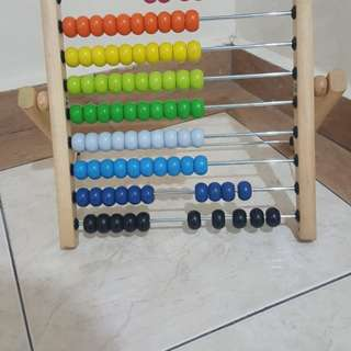 Ikea counting game