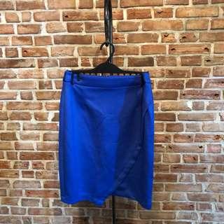 GTW Fab Royal Blue Skirt
