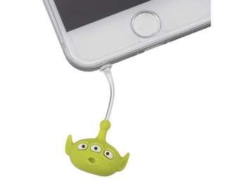 Disney Toy Story Green Men Alien Earphone Jack