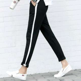 Pants stripe