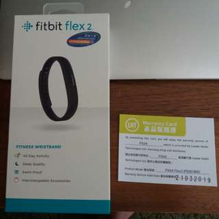 Fitbit Flex 2 - brand new- Black colo