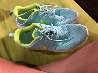 Roshe shoes - blue