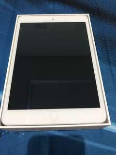 Ipad mini 1 wifi-cellular 16gb white