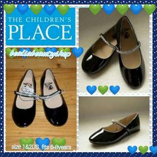 SHOES-US1 6-8yoUS1/2 EU32.5/33.5  inches8/8.25