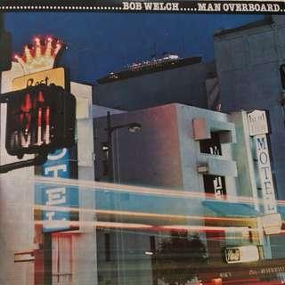 Bob Welch vinyl record