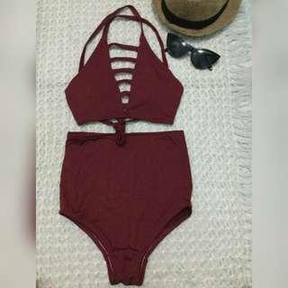 Swim Suit (Highwaisted)