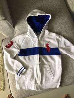Authentic Polo Ralph Lauren boy jacket