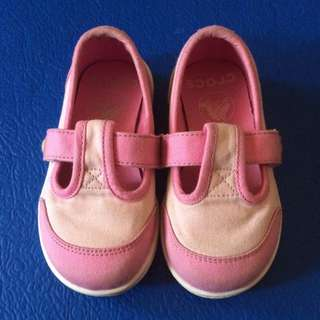 Crocs Pink Shoes