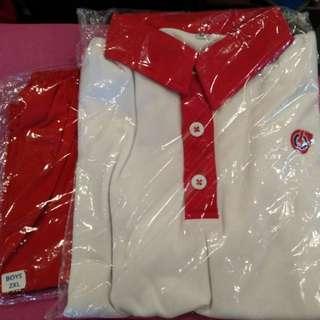 BRAND NEW IN BAG PCF Sparkletots Uniform (1 set) XXL