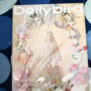 日本正版 限量 娃衣書 有紙樣