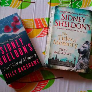 Sidney Sheldon's Tides of Memory and Charmed Series