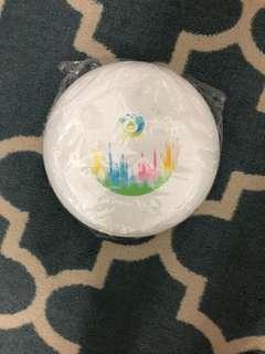 White Frisbee Brand New