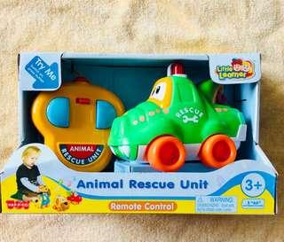 Hap-P-Kid Animal Rescue Unit Remote Control