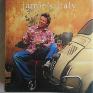 Jamie Oliver's Italy Cookbook
