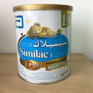 Similac Stage 1 (400g) x 4 cans