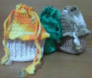 Cupcake Purse Crochet