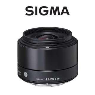 Sigma 19mm F2.8 DN | A ( Sony E-Mount )