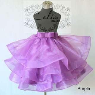 3layer glass skirt