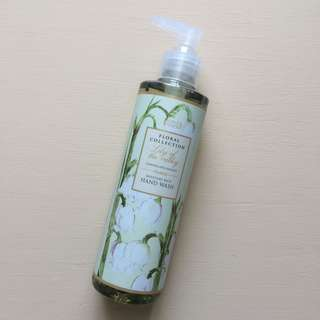 M&S lily of the valley hand wash