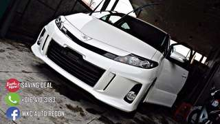 Unregister 2013 / 2014 Toyota Estima 2.4cc Premium Facelift Japan SALES