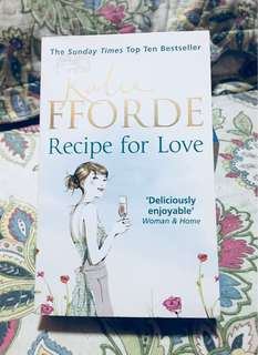 English novel- RECIPE FOR LOVE