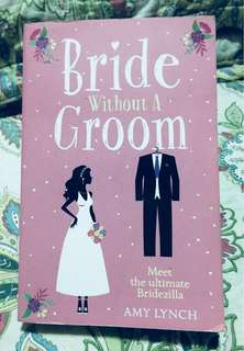 English novel- BRIDE WITHOUT A GROOM