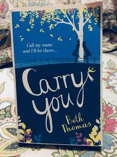 English novel- CARRY YOU