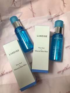 Laneige Water bank Mist