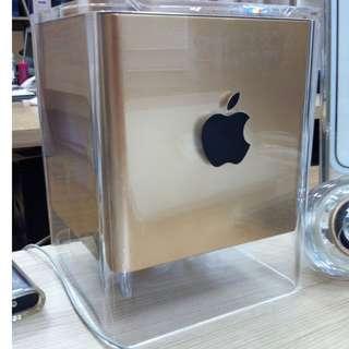 Apple G4 CUBE 琥珀金