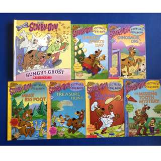 Scooby Doo Early Readers