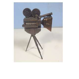 Vintage metal pencil sharpener film making camera over 60 years old