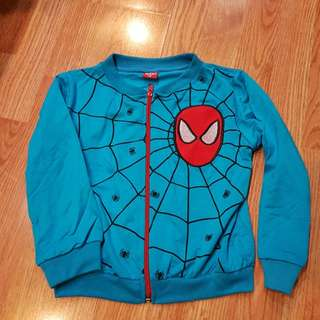 Kids Jacket Spiderman