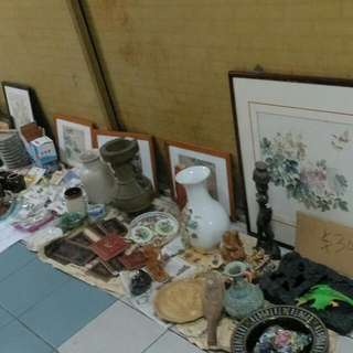 Chinese Antique Flea Mkt /every Sunday