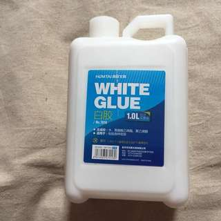 Glue for slime