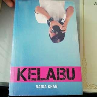 Novel FIXI 'Kelabu'