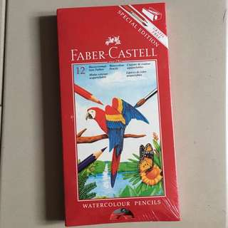 BN Faber-Castell Watercolour Pencils