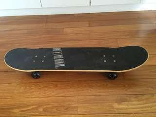 Skate Board / The Speakeasy Skate Co