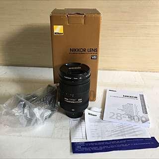 Nikon AFS 28-300/3.5-5.6G VR