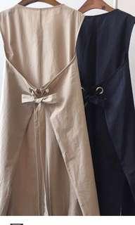 2littlebob navy colour long dress