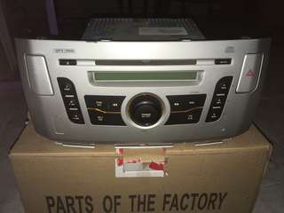 Alza Standard Radio/DVD Player Original