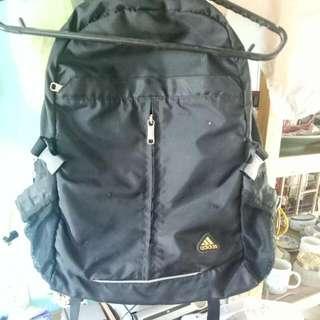 Original Adidas Back Pack Slightly Used No Damage