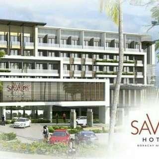 SAVOY HOTEL BORACAY (NEW COAST)