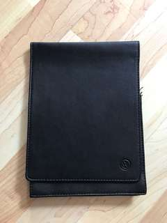 VW leather pouch