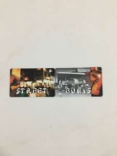 TransitLink Card - Bugis Street