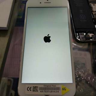 lcd iphone 5/6/7 new free pasang dan temeperd glass
