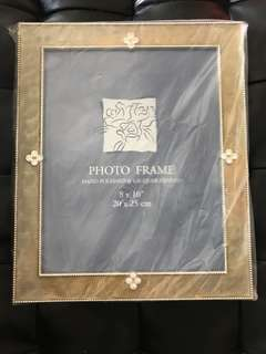 Photo Frame Hand Polished & Lacquer Coated