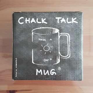 BN Konitz Chalk Talk Mug - The Coffee Bean & Tea Leaf