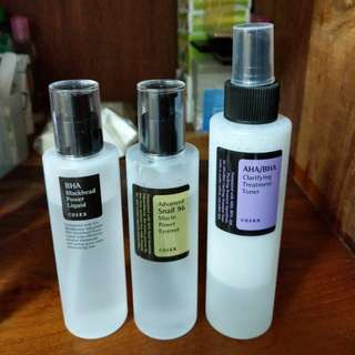 CosRx and Beauty Water